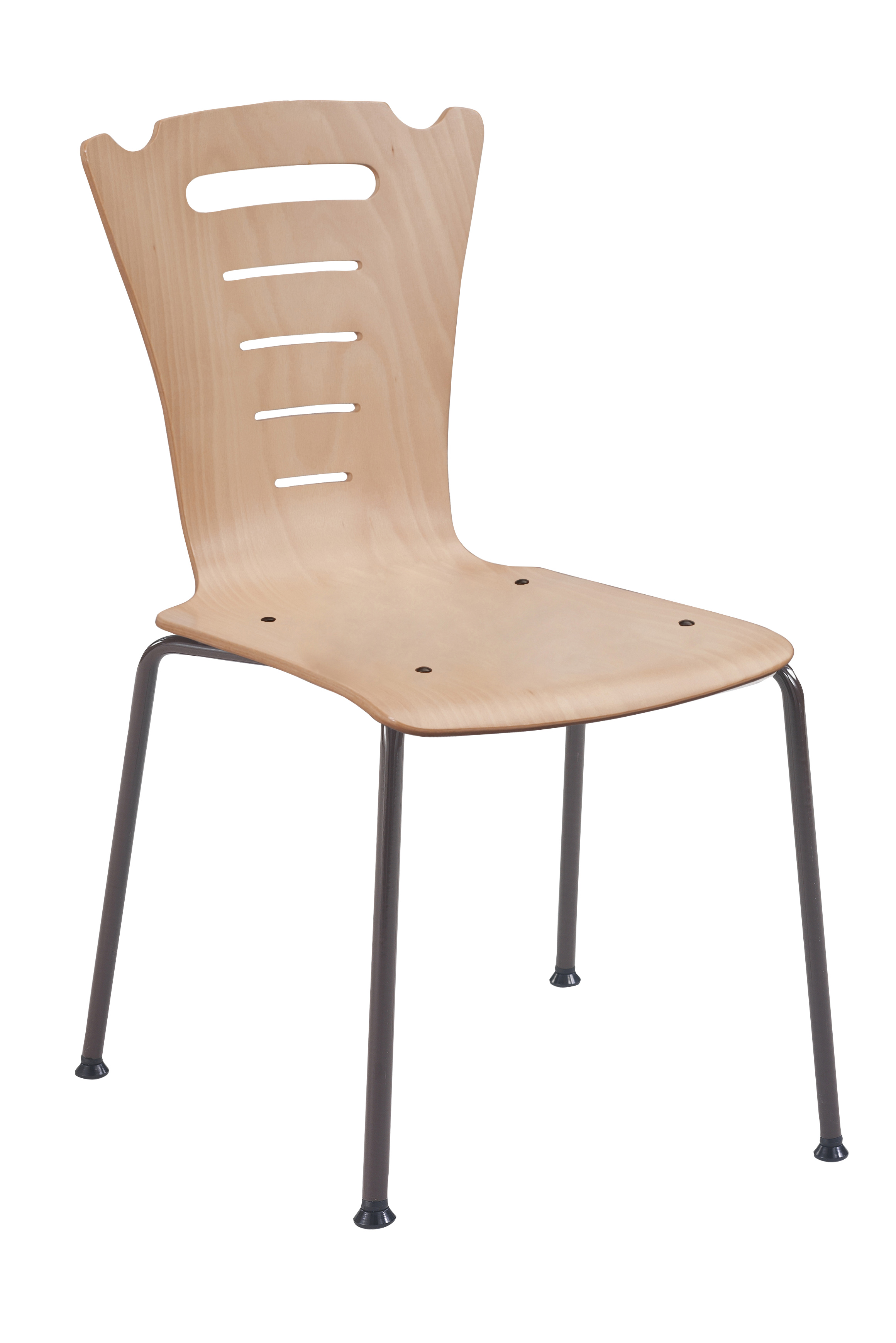 chaise coque bois 4 pieds 18 simire. Black Bedroom Furniture Sets. Home Design Ideas